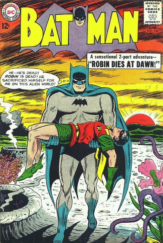 Batman in The Land of Improbable Plotlines!!!