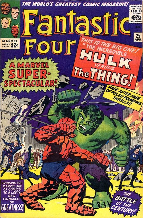 Fantastic Four' #25